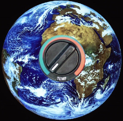 Earth Temp Knob