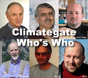 Climategate Who is who