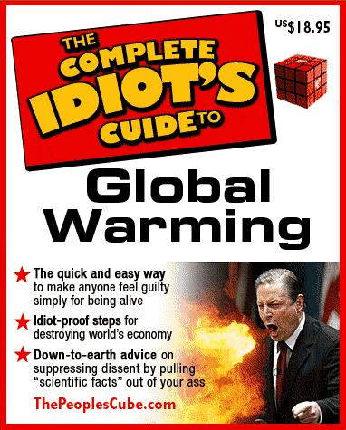 Complete idiots guide Global Warming 