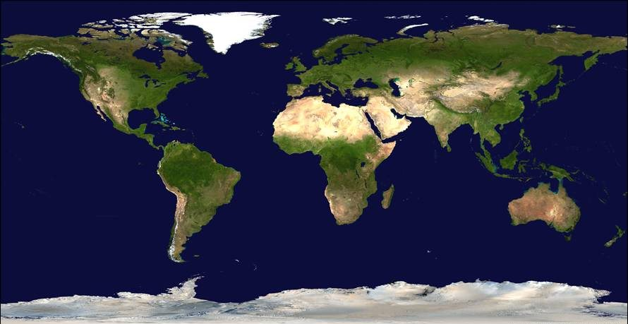 Earth Mape